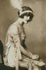 Flapper Girl - Cross Stitch Chart
