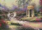 Love's Infinity Garden - Cross Stitch Chart