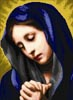 Mary of Sorrows - Cross Stitch Chart