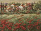 Summer Fields - Cross Stitch Chart
